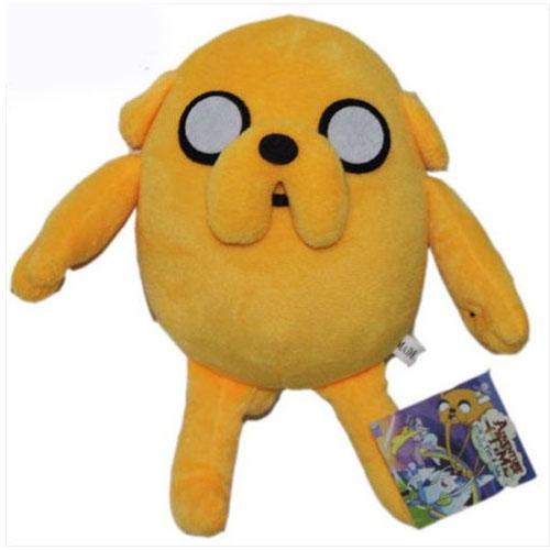 Jake - Bola de Pelúcia Hora de Aventura / Adventure Time 3