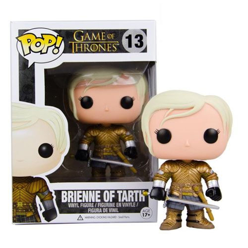 Brienne of Tarth - Funko Pop Game of Thrones 3