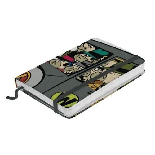 Caderneta Gangsters / Quadrilha da Morte - Corrida Maluca - Hanna-Barbera