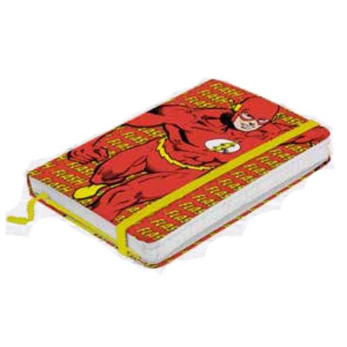 Caderneta The Flash Corrida - DC Comics