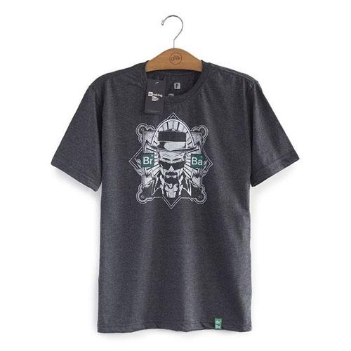 Camiseta Breaking Bad - Frame Heisenberg