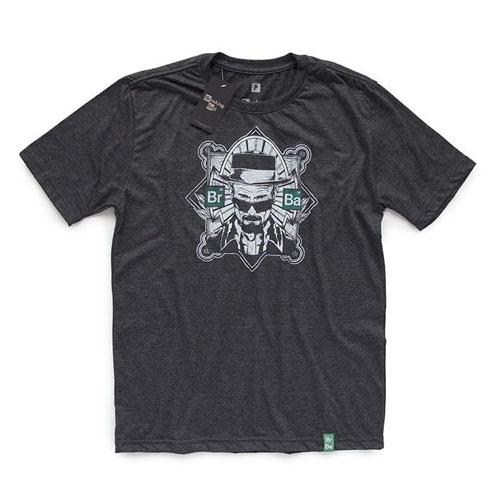 Camiseta Breaking Bad - Frame Heisenberg 2