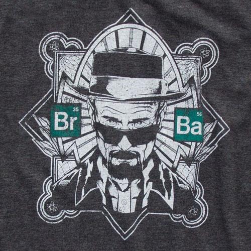 Camiseta Breaking Bad - Frame Heisenberg 3