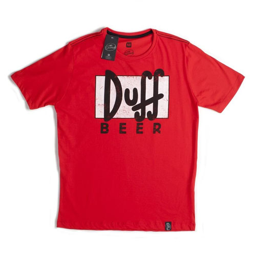 Camiseta Duff Beer Simpsons - Studio Geek - Masculina