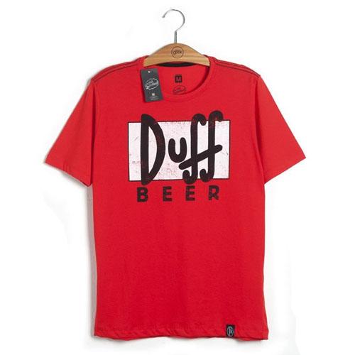 Camiseta Duff Beer Simpsons - Studio Geek - Masculina 2