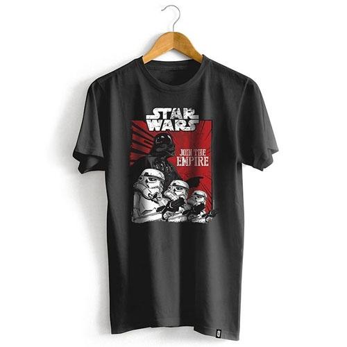 Camiseta Star Wars - Join The Empire - Darth Vader