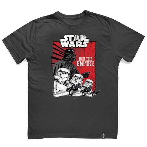 Camiseta Star Wars - Join The Empire - Darth Vader 2