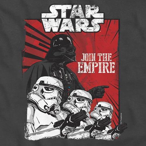 Camiseta Star Wars - Join The Empire - Darth Vader 3