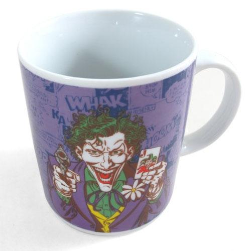 Caneca Coringa / Joker - Baralho - DC Comics 3