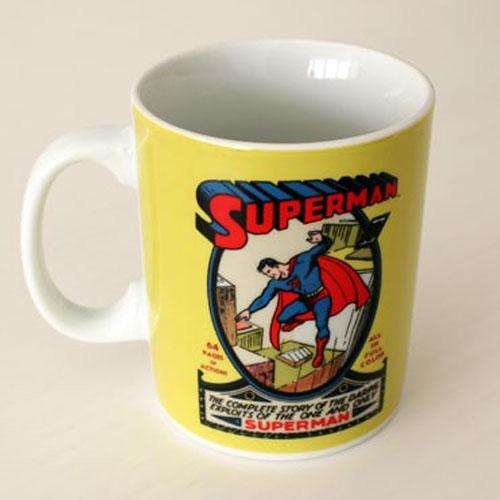 Caneca de Porcelana - Superman / Super-Homem Cover 3