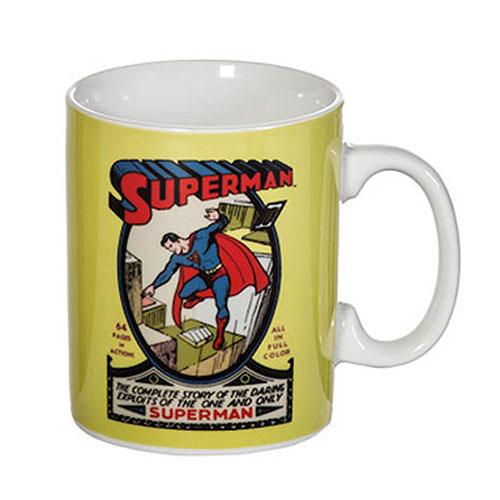 Caneca de Porcelana - Superman / Super-Homem Cover 2
