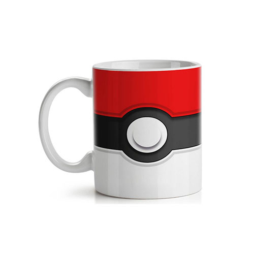 Caneca Pokebola / Pokéball - Pokémon 3