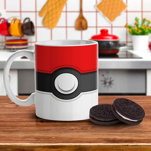 Caneca Pokebola / Pokéball - Pokémon 2