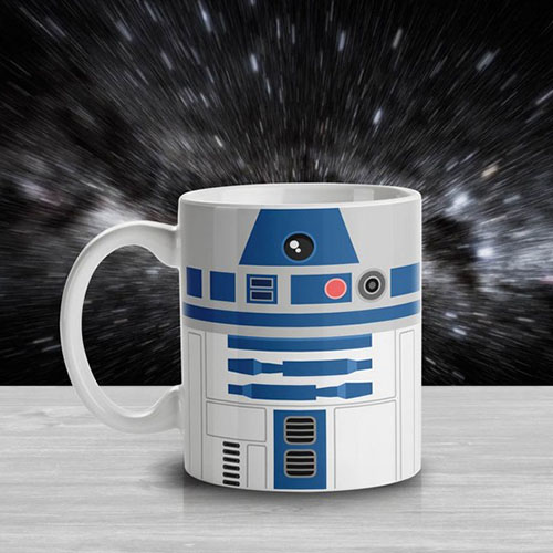 Caneca R2-D2 - Star Wars 2