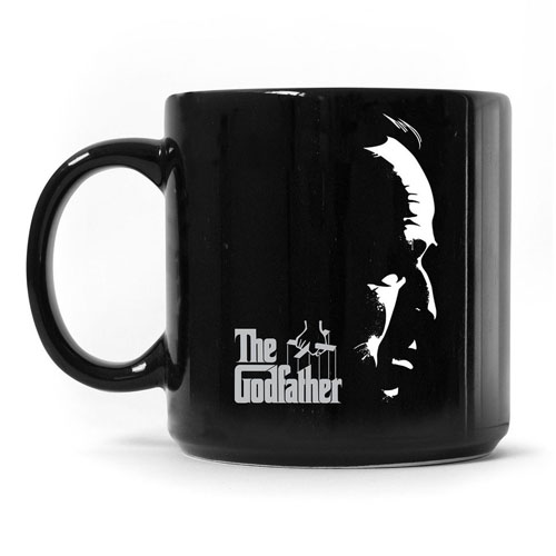 Caneca The Godfather - Don Corleone - O Poderoso Chefão