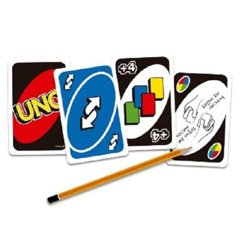 Card Game UNO - Copag 3