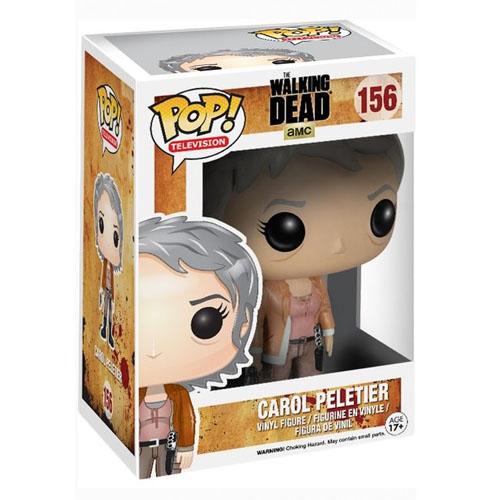 Carol Peletier - Funko Pop The Walking Dead 4