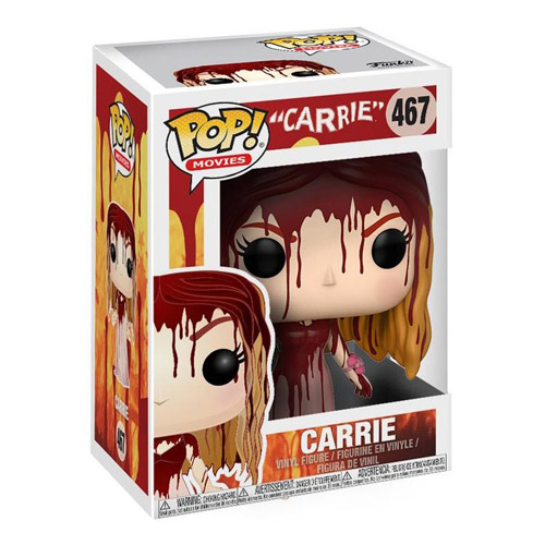 Carrie - Funko Pop Movies Carrie A Estranha 3