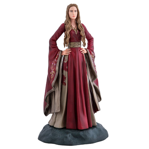 Cersei Baratheon - Estátua Game of Thrones - Dark Horse 2