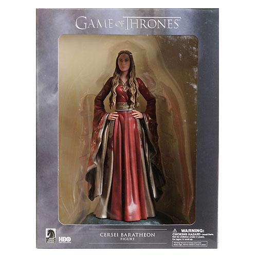 Cersei Baratheon - Estátua Game of Thrones - Dark Horse 3