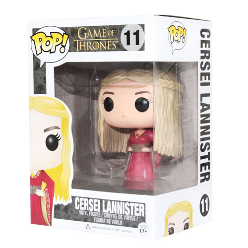 Cersei Lannister - Funko Pop Game of Thrones 3