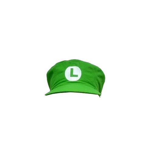 Chapéu de Pelúcia Luigi - Mario Bros - Verde 3