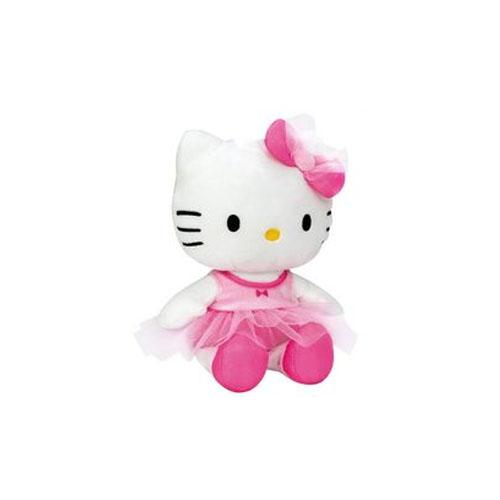 Chaveiro de Pelúcia Hello Kitty Bailarina - Beanie Babies Ty 3
