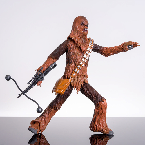 Chewbacca - Action Figure Star Wars Black Series - Hasbro 2