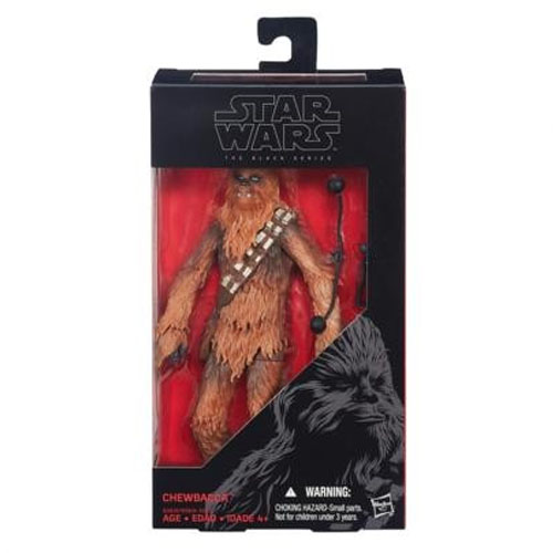 Chewbacca versão Despertar da Força - Action Figure Star Wars Black Series - Hasbro 3