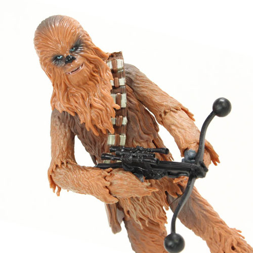 Chewbacca versão Despertar da Força - Action Figure Star Wars Black Series - Hasbro 2
