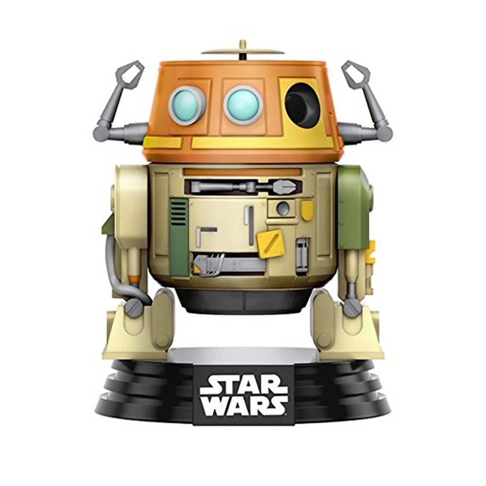 Chopper - Funko Pop Star Wars Rebels 2