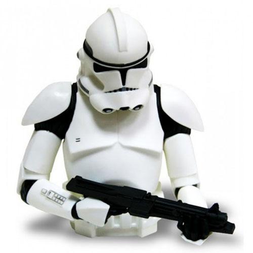 Clone Stormtrooper - Cofre Star Wars - Diamond Select 2