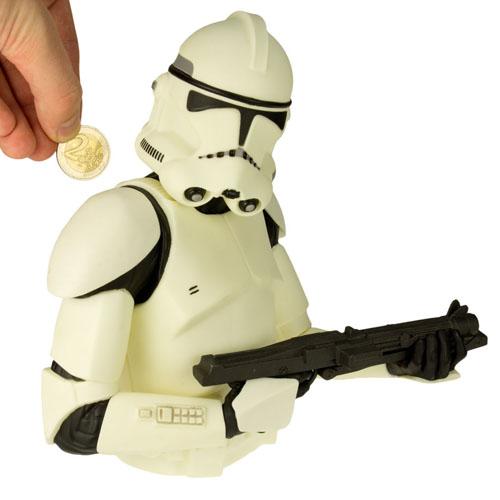 Clone Stormtrooper - Cofre Star Wars - Diamond Select 3