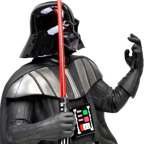 Darth Vader - Cofre Star Wars - Diamond Select 2