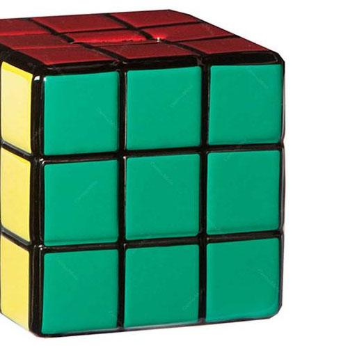 Cubo Mágico - Cofre de Cerâmica Cubo de Rubik 2
