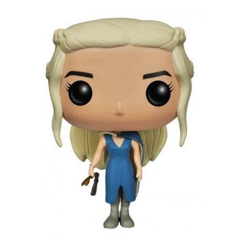 Daenerys Targaryen / Mhysa Vestido Azul - Funko Pop Game of Thrones #25 2