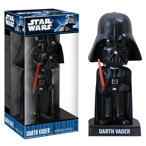 Darth Vader - Bobble Head Star Wars - Funko Wacky Wobbler