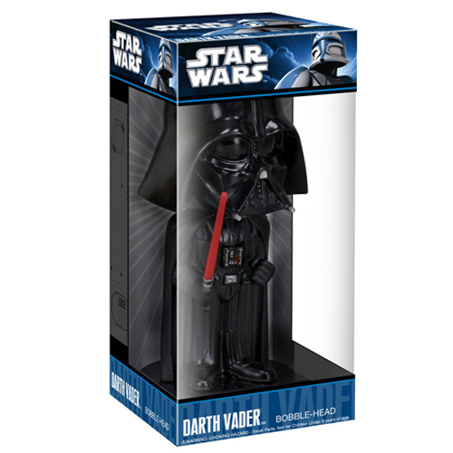 Darth Vader - Bobble Head Star Wars - Funko Wacky Wobbler 3