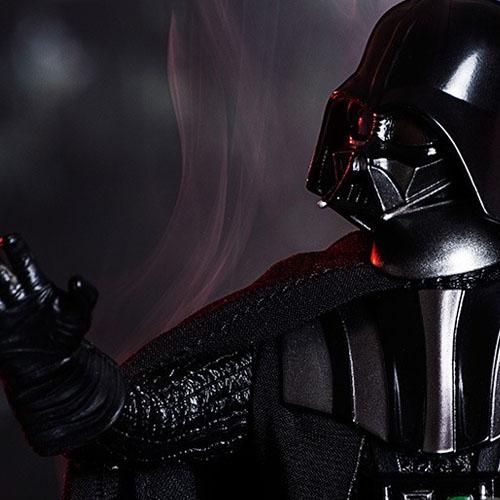 Darth Vader - Star Wars: Rogue One - Art Scale 1/10 - Iron Studios 6