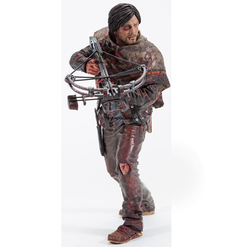 Daryl Dixon Survivor Edition - Deluxe Action Figure The Walking Dead 2