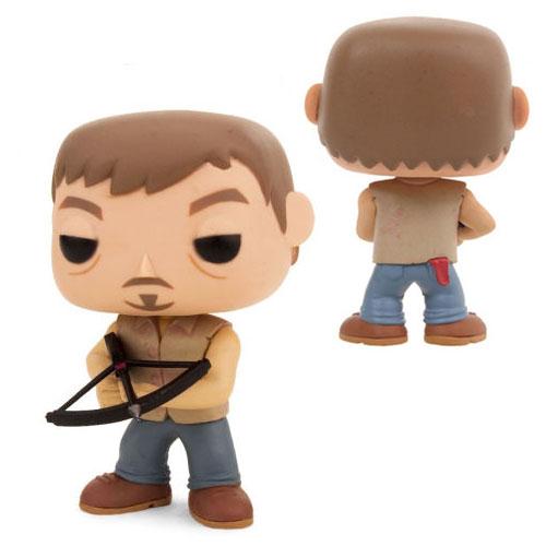 Daryl Dixon - Funko Pop The Walking Dead 3