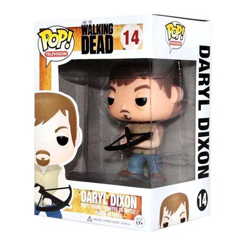 Daryl Dixon - Funko Pop The Walking Dead 4