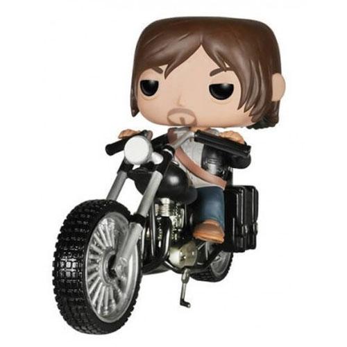 Daryl Dixon na Moto / Daryl Dixon's Chopper - Funko Pop The Walking Dead Rides 2