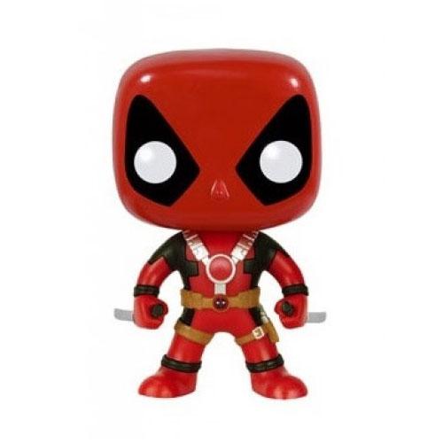 Deadpool (Two Swords / Duas Espadas) - Funko Pop Marvel Universe X-Men 2