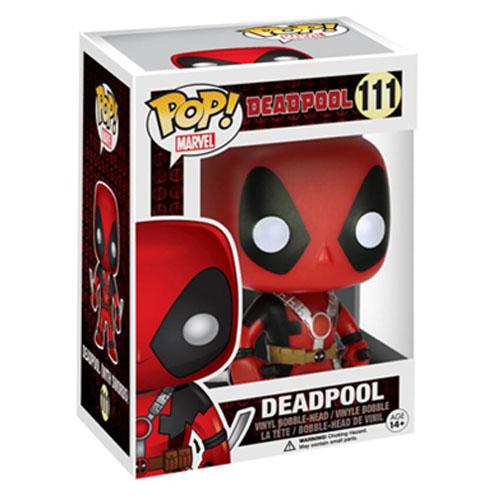 Deadpool (Two Swords / Duas Espadas) - Funko Pop Marvel Universe X-Men 3