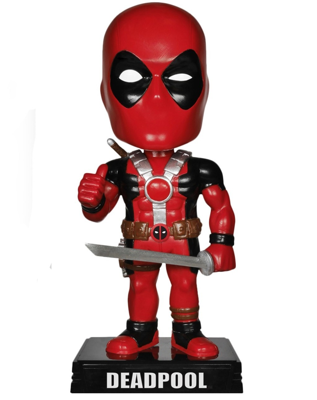 Deadpool Bobblehead - Funko Wacky Wobbler Marvel 2