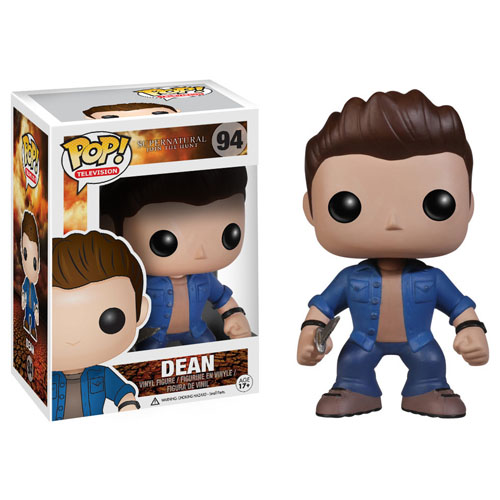 Dean Winchester - Funko Pop Supernatural