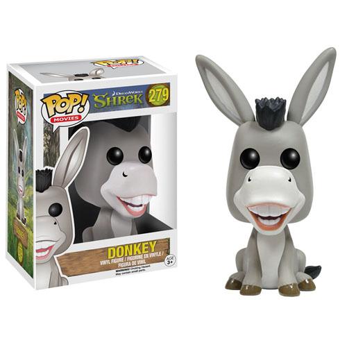 Donkey / Burro - Funko Pop Shrek Dreamworks