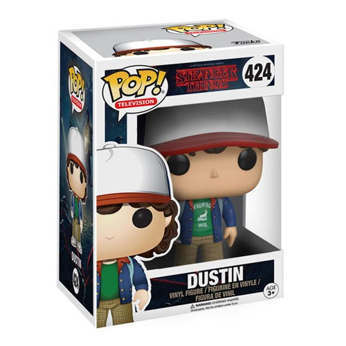 Dustin - Funko Pop Stranger Things 3