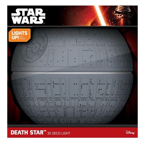 Estrela da Morte / Death Star - Luminária 3D Light FX Star Wars 5